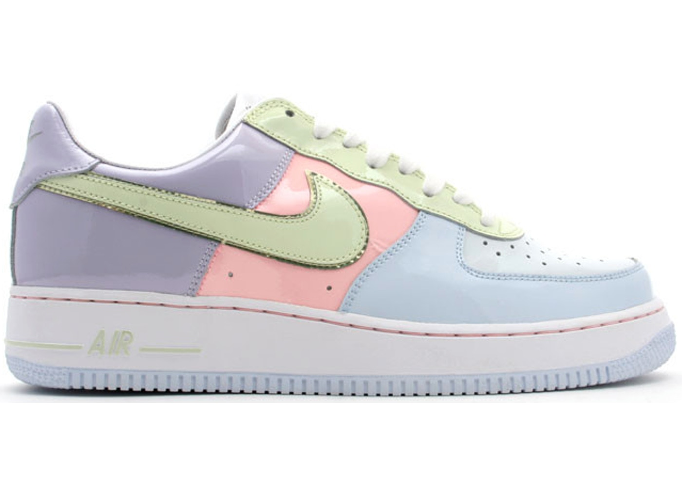 difícil montaje Disgusto  Nike Air Force 1 Low Easter Egg (2005) - 307334-531