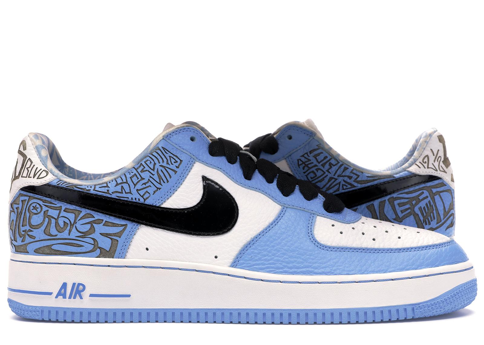 air force 1 low bleu marine