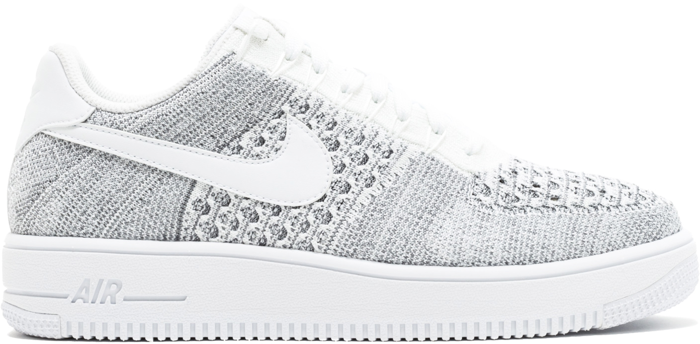 Nike Air Force 1 Low Flyknit Cool Grey