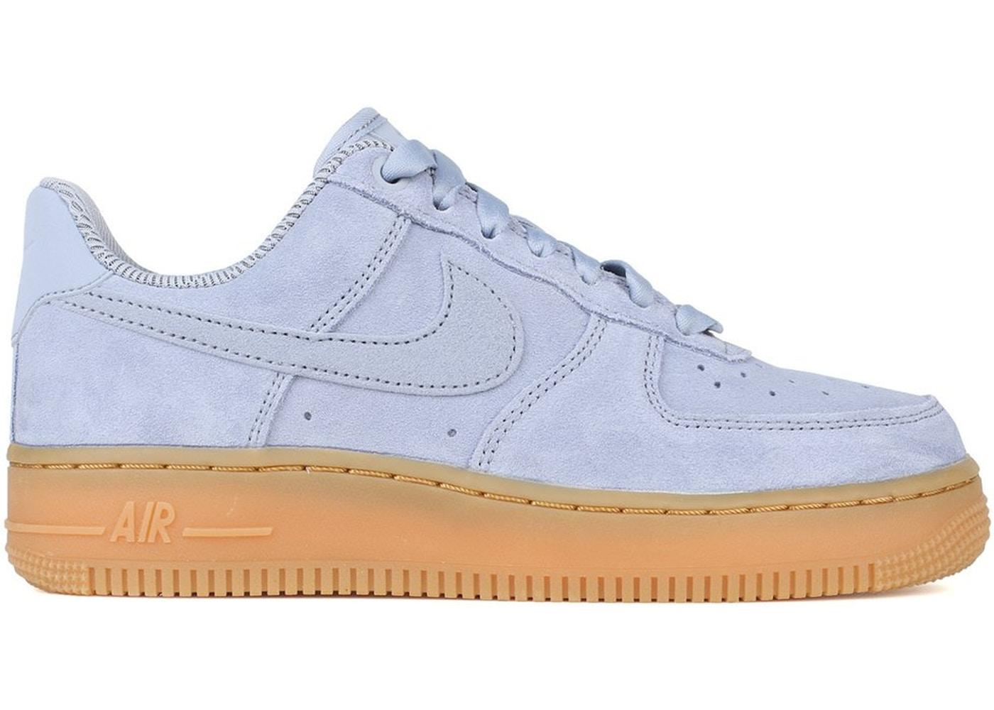 Nike Air Force 1 Low Glacier Grey Gum (W) - AA0287-001