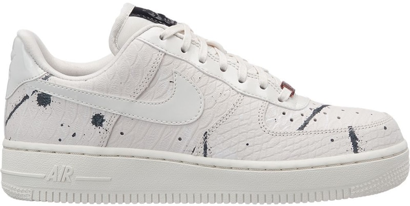 Nike Air Force 1 Low LX Phantom Snakeskin (W) - 898889-007
