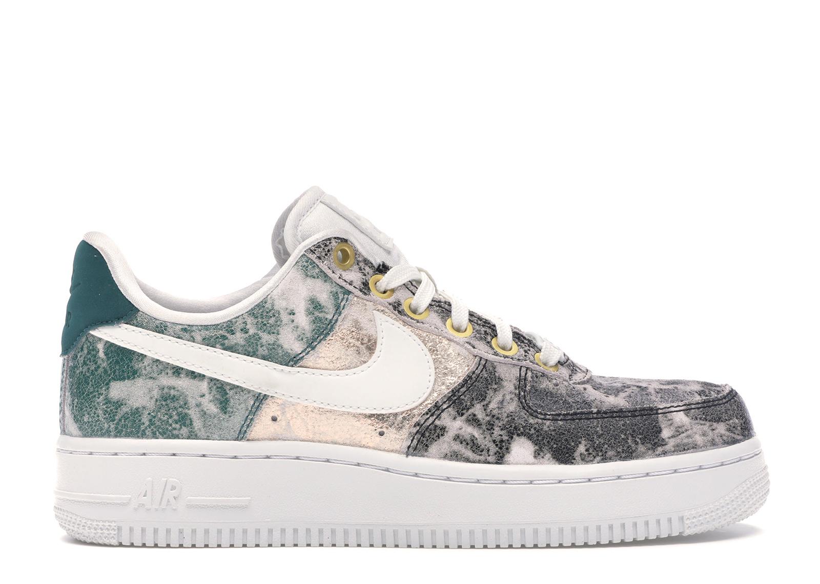 Nike Air Force 1 Low Metallic Leather (W)