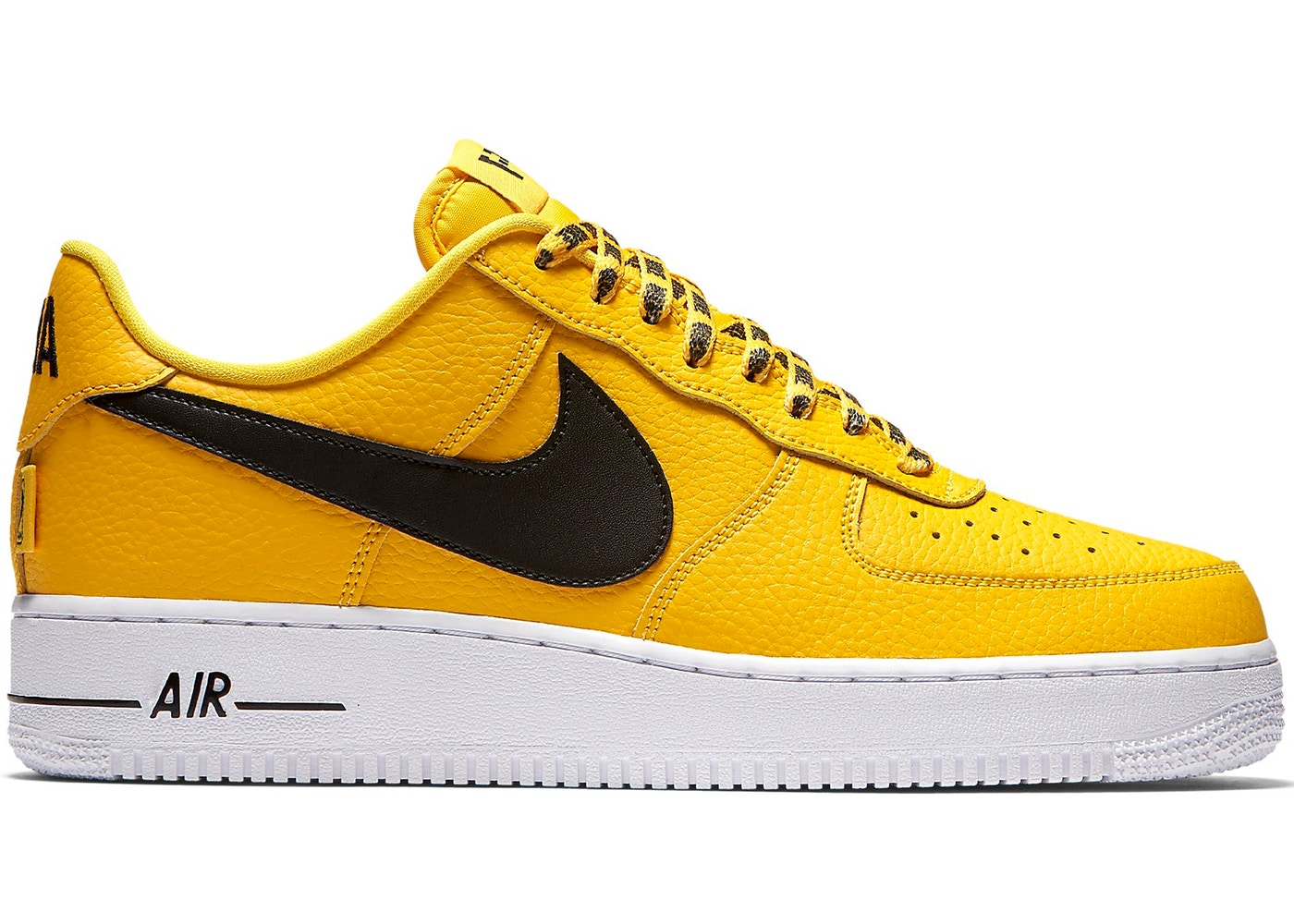 Nike Air Force 1 Low Nba Amarillo 823511 701