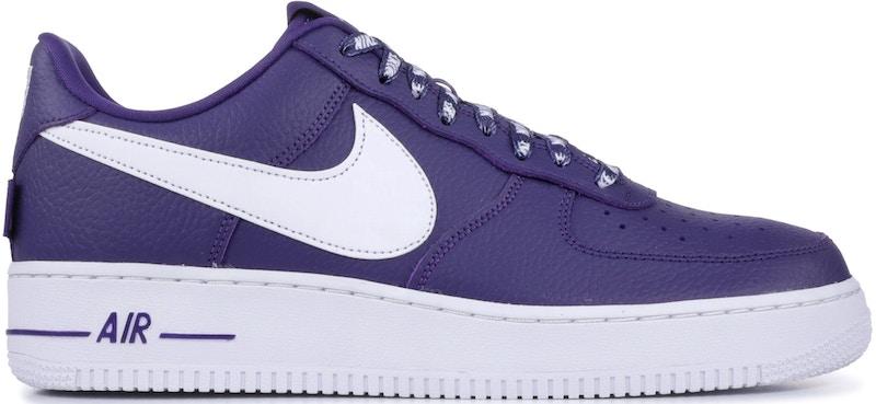Nike Air Force 1 Low NBA Court Purple