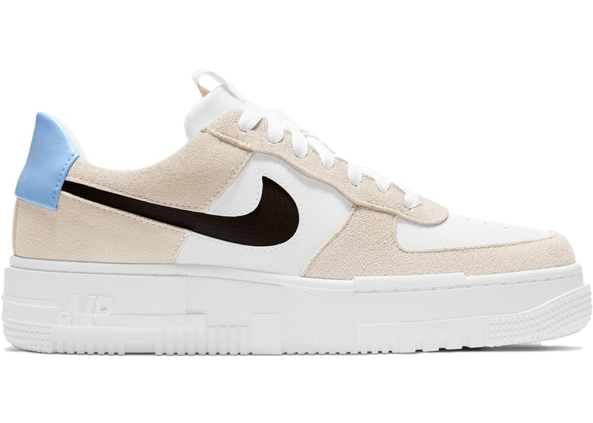 Nike Air Force 1 Low Pixel Desert Sand (W)