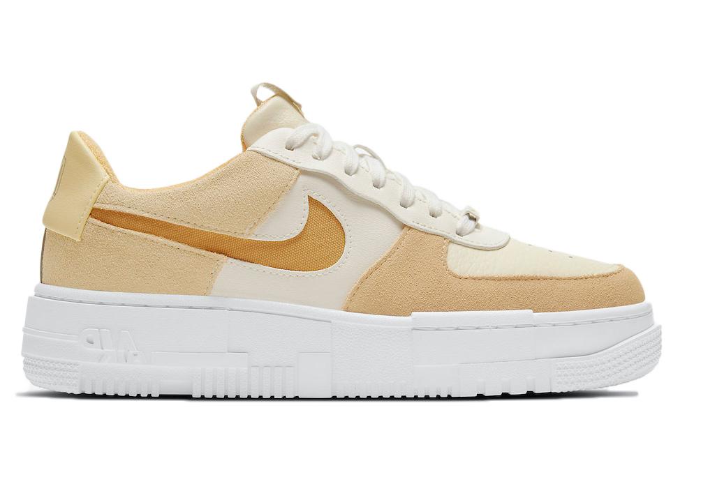 Nike Air Force 1 Low Pixel Sail Coconut Milk (W)