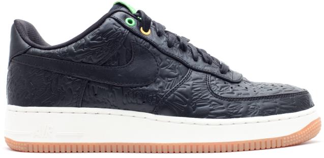 Nike Air Force 1 Low Premium Brasil - 486815-001