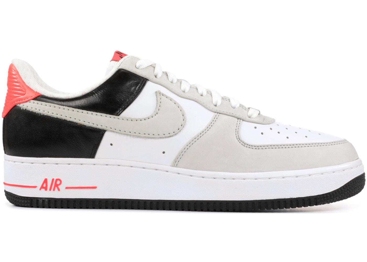 Nike Air Force 1 Low Premium Infrared - 318775-101