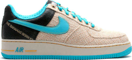 Nike Air Force 1 Low PRM Thompson Original Six