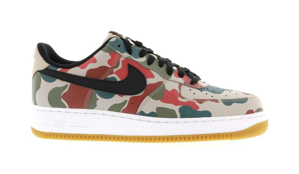 Nike Air Force 1 Low Reflective Duck Camo