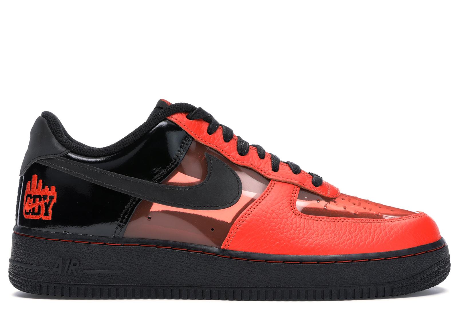 Nike Air Force 1 Low Shibuya Halloween - CT1251-006