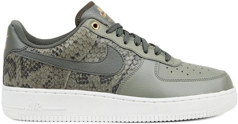 Nike Air Force 1 Low Snake Pack Dark Stucco - 823511-004