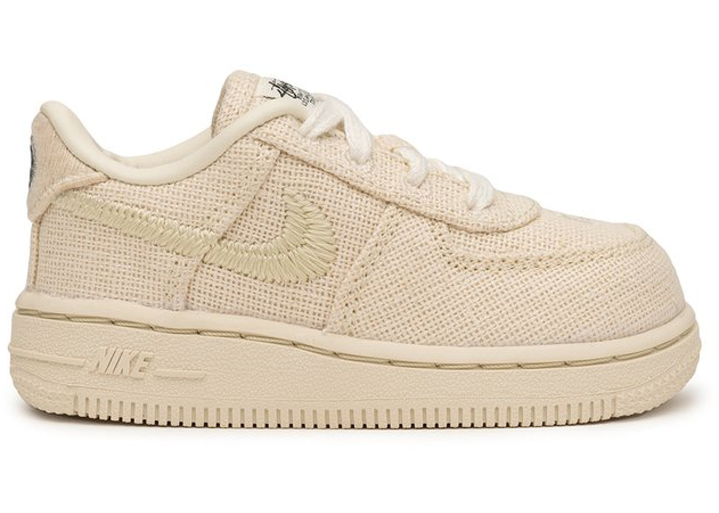 Nike Air Force 1 Low Stussy Fossil (TD)