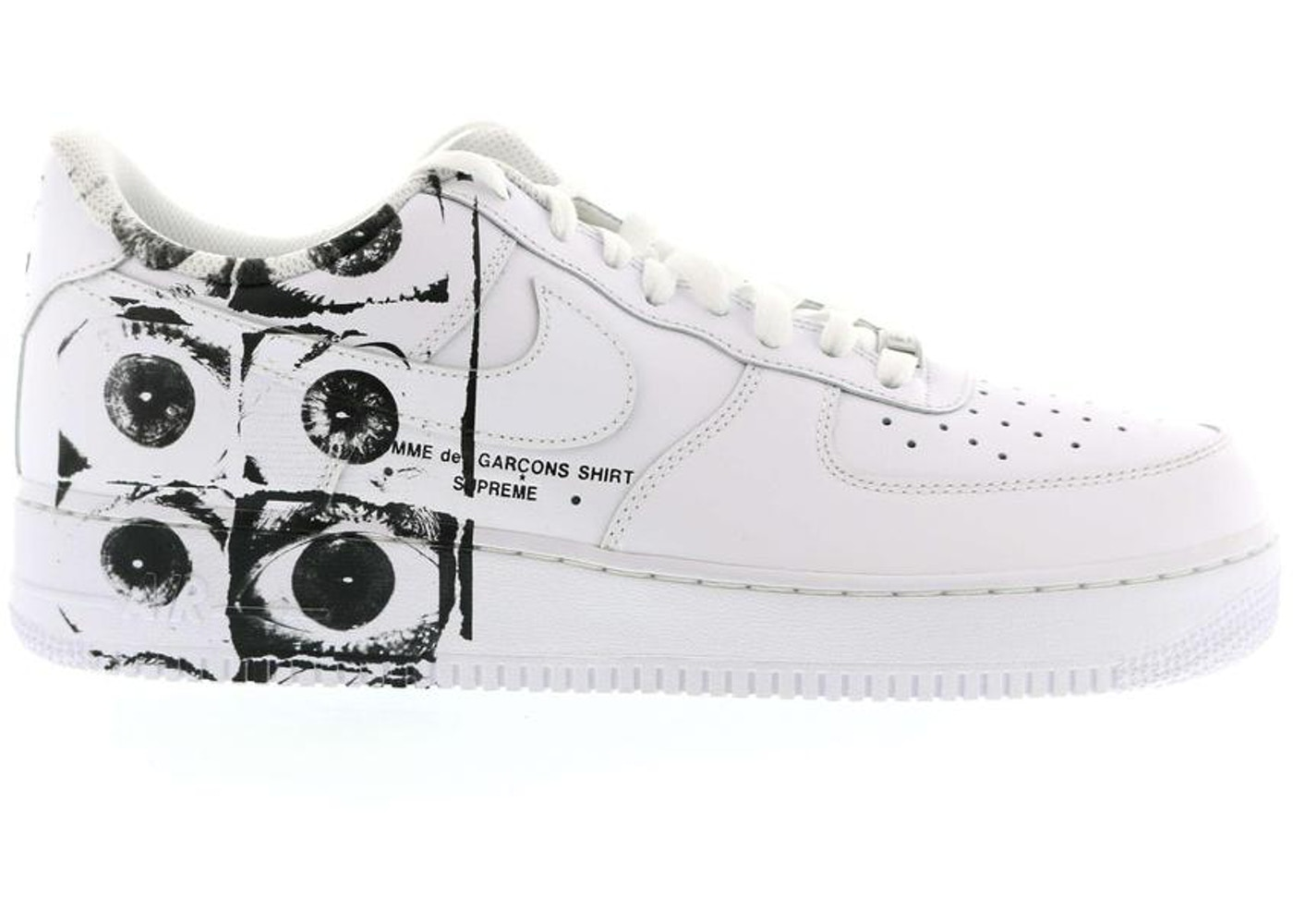 Nike Air Force 1 Low Supreme Comme Des