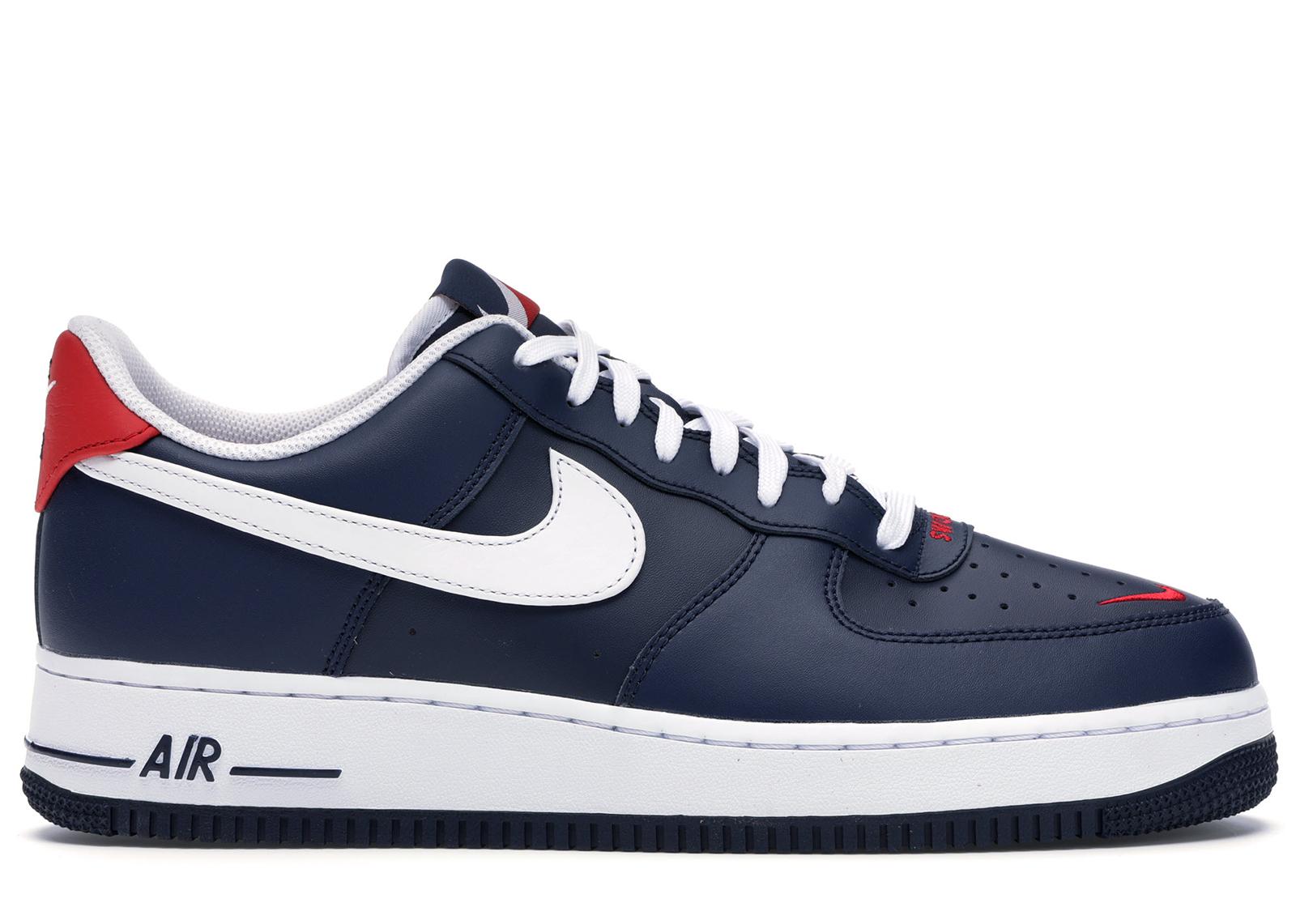 Nike Air Force 1 Low Swoosh Pack Navy -