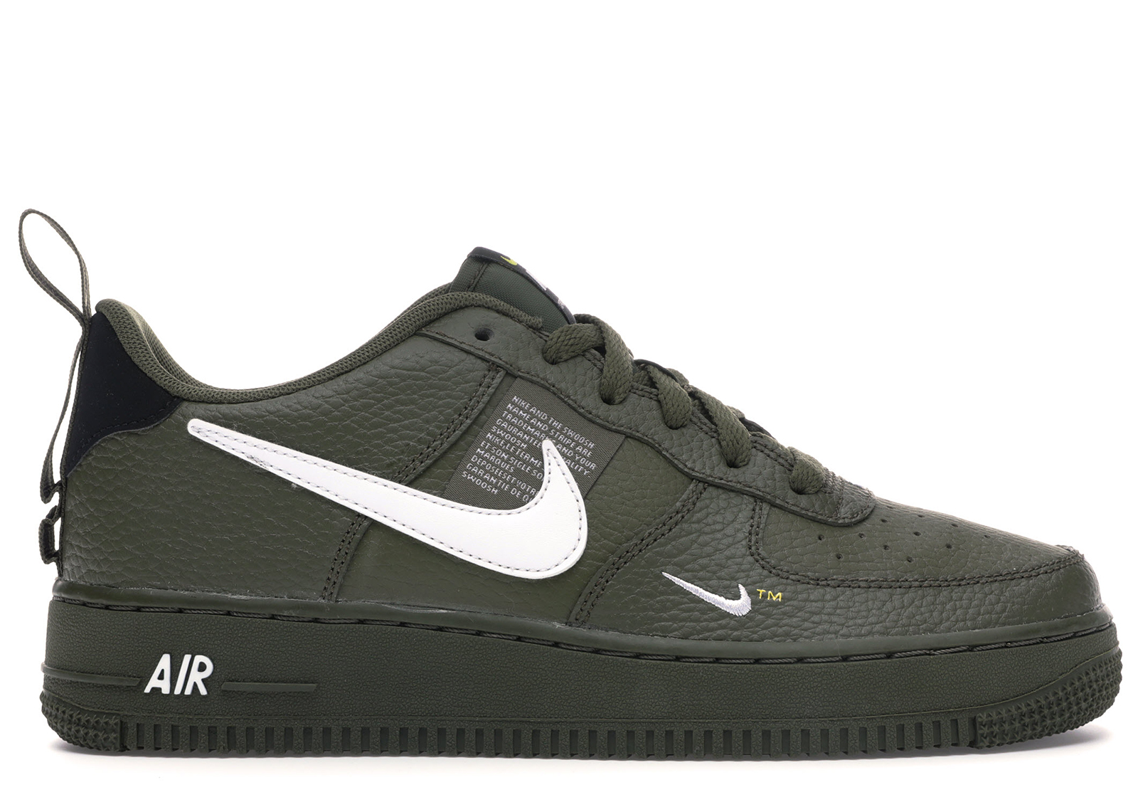 Nike Air Force 1 Low Utility Olive Canvas (GS)