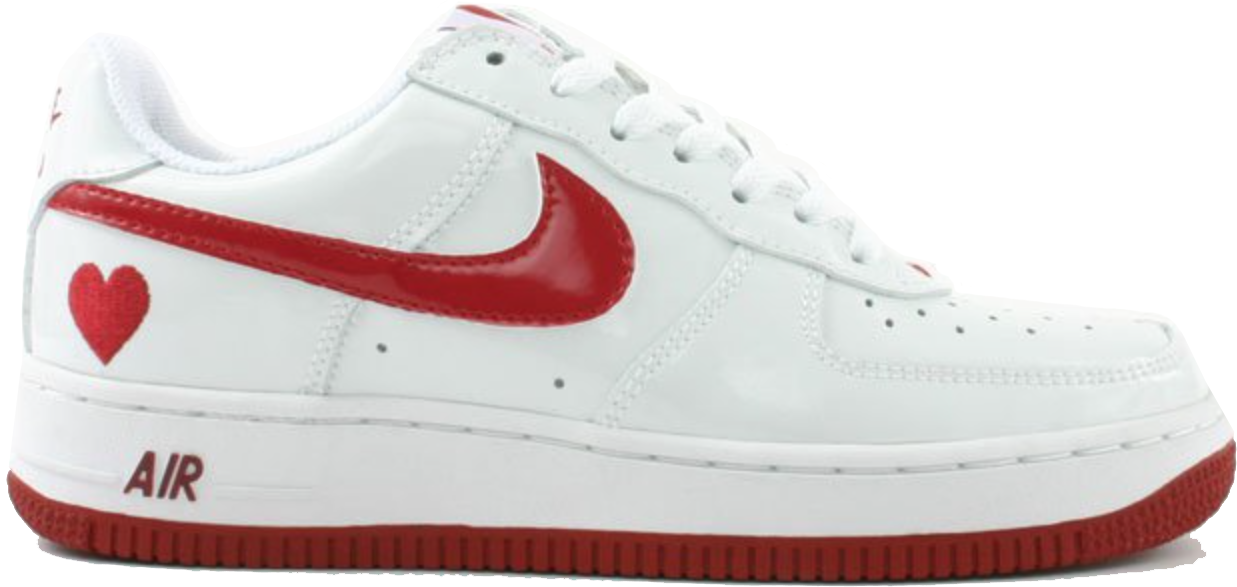 Nike Air Force 1 Low Valentines Day 2004 (W)
