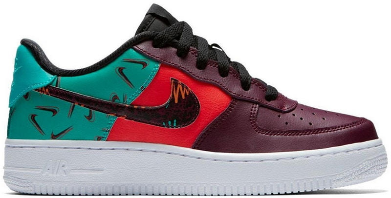 Nike Air Force 1 Low What The 90s (GS)
