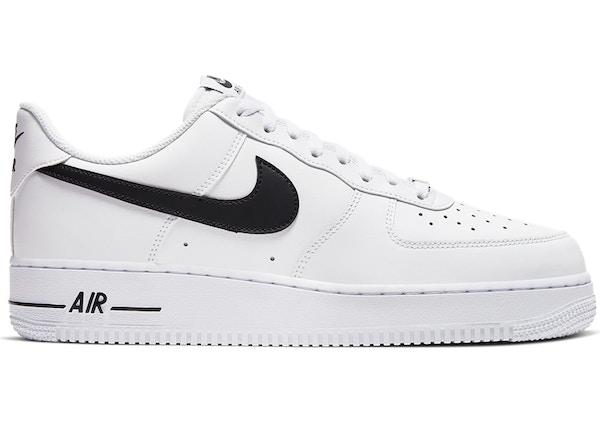 Nike Air Force 1 Low White Black (2020) - CJ0952-100