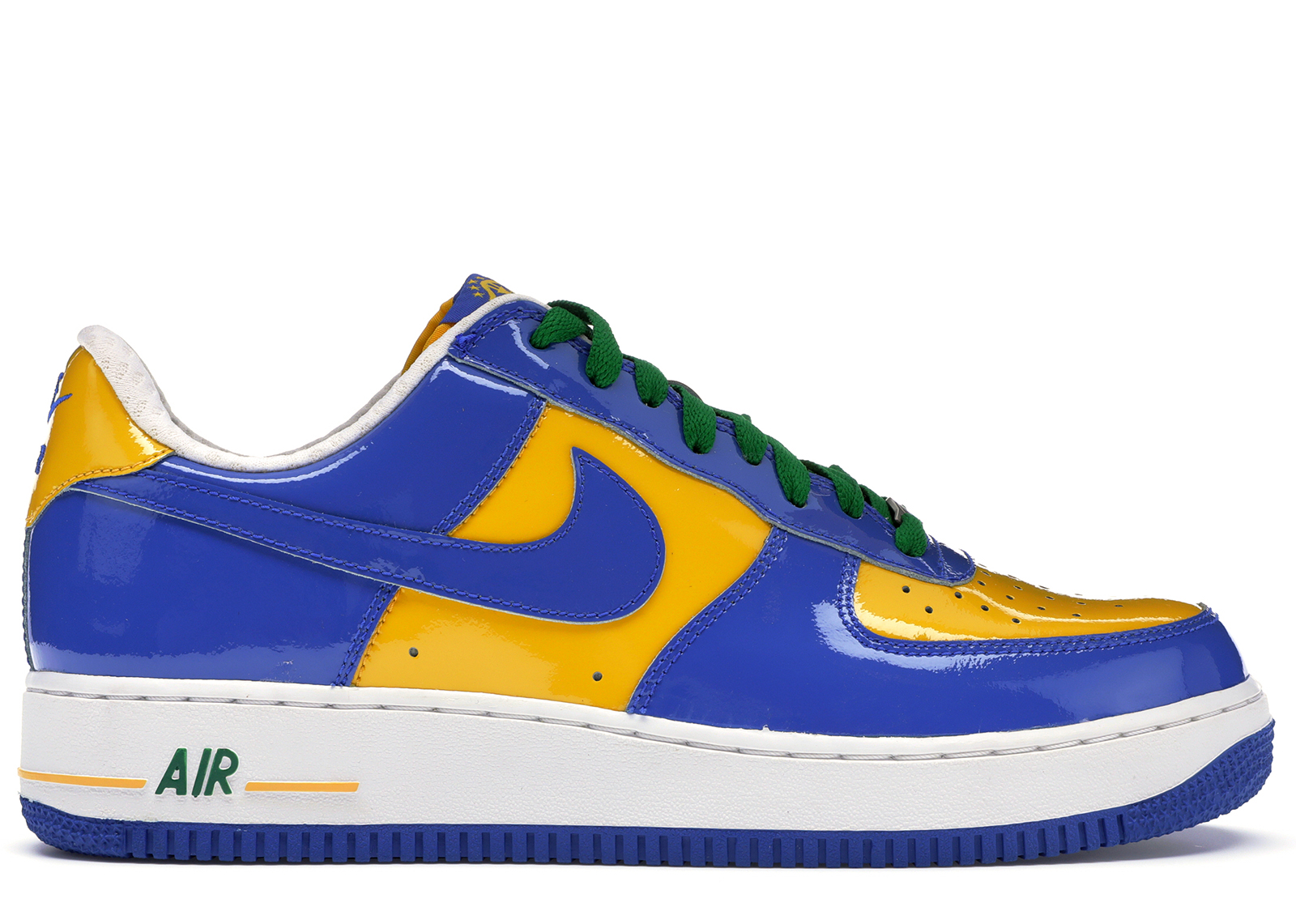 Nike Air Force 1 Low World Cup Brazil - 309096-441