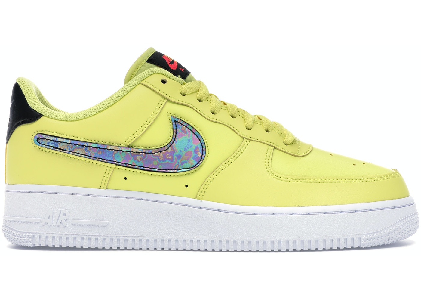 Nike Air Force 1 Low Yellow Pulse Ci0064 700