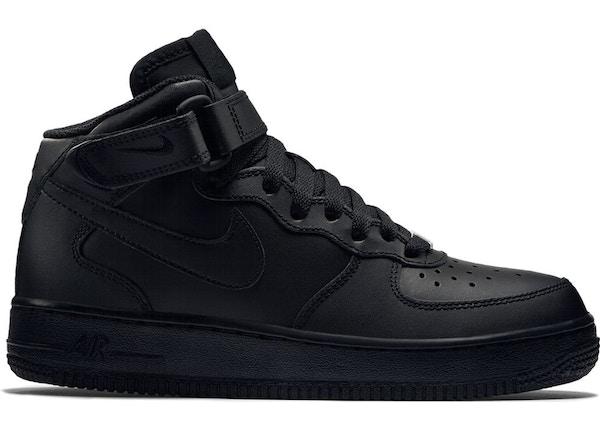 air force 1 alte nere uomo