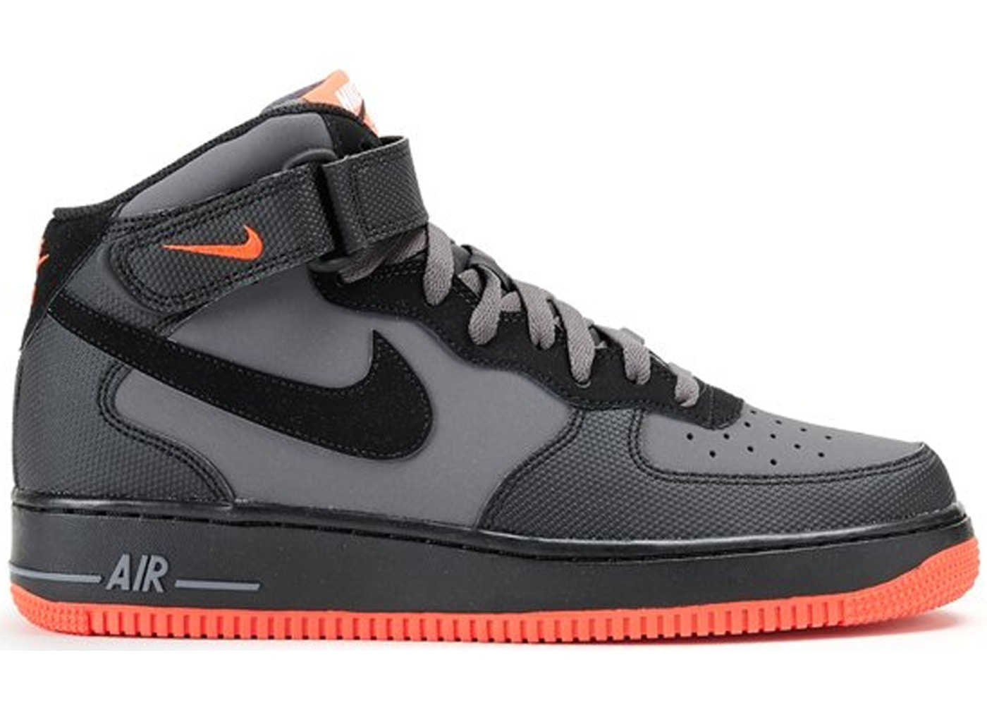 Nike Air Force 1 Mid Hot Lava (2015) - 315123-031