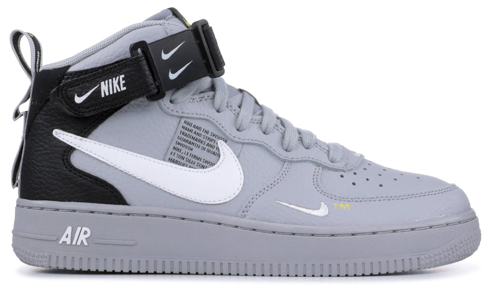 Nike Air Force 1 Mid LV8 Overbrand (GS)