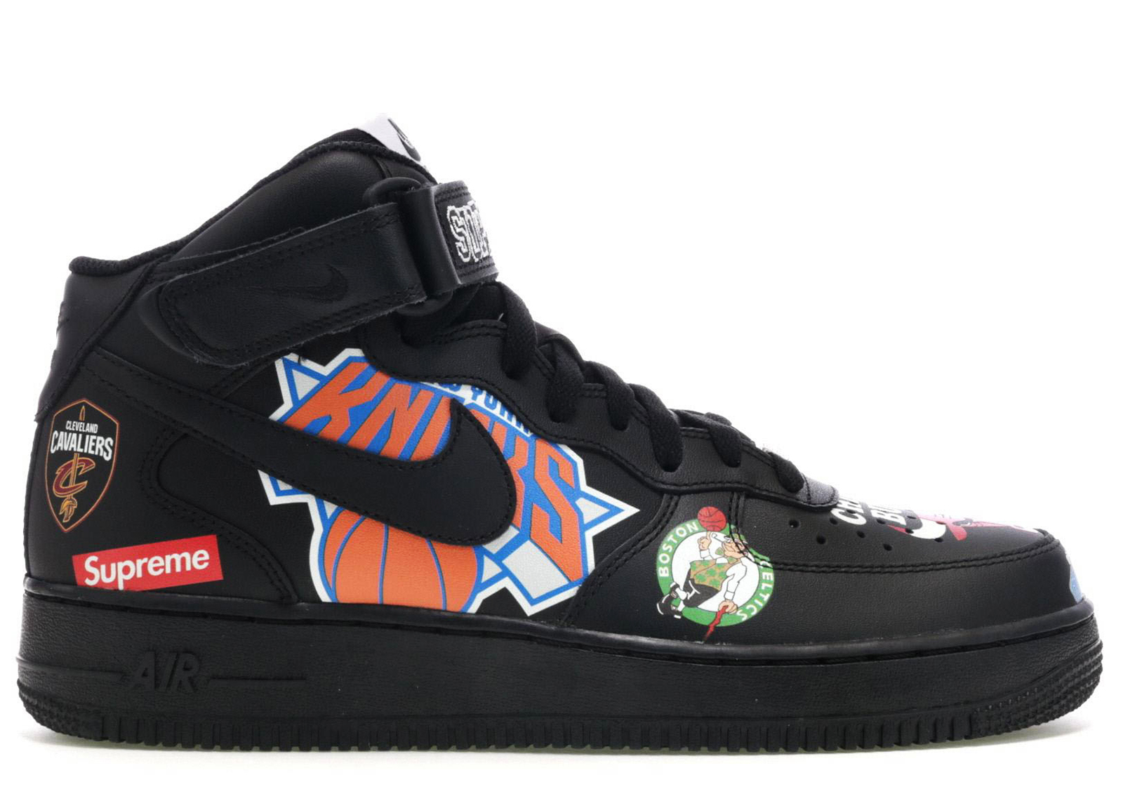 air force 1 nba nere