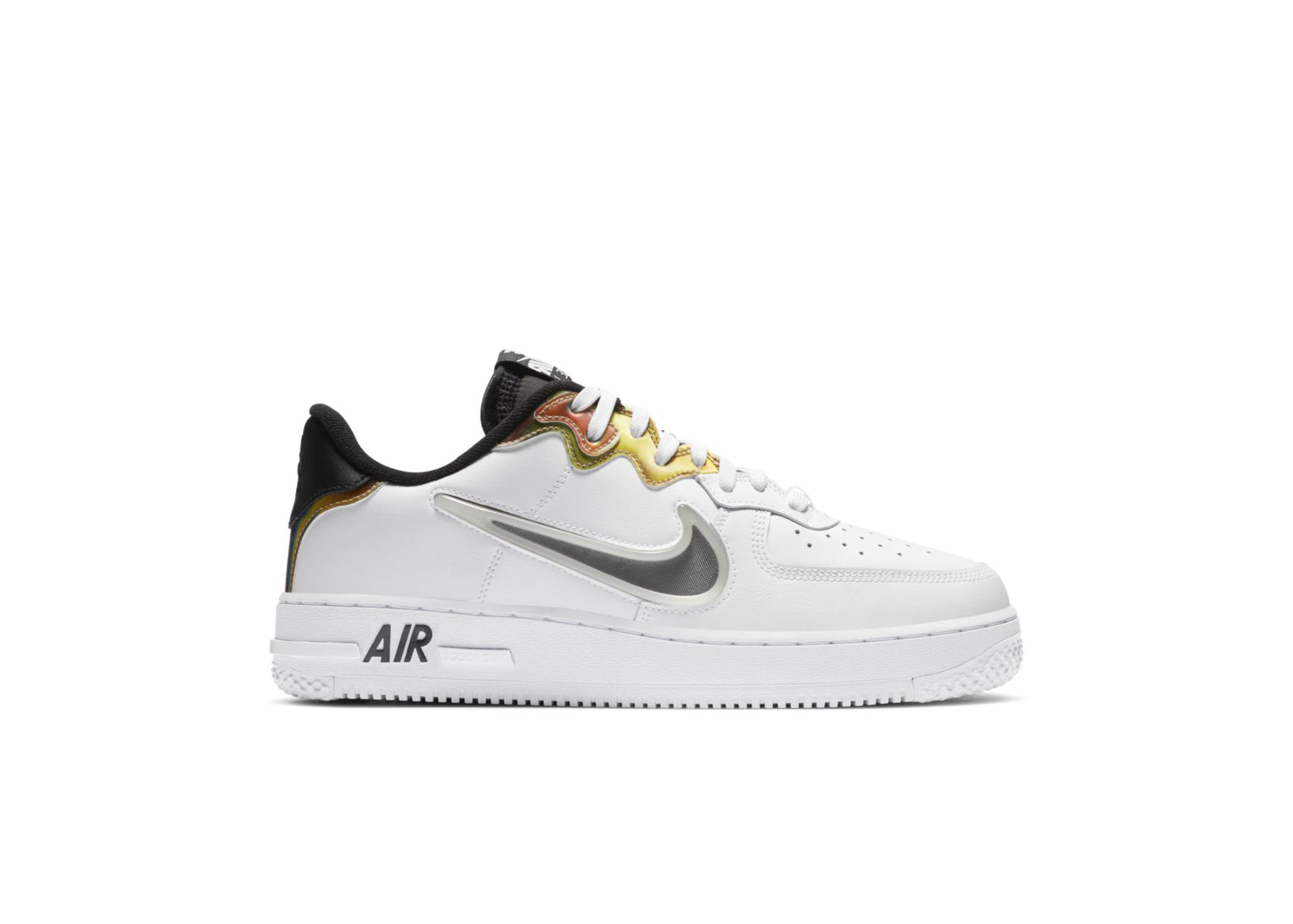 Nike Air Force 1 React LV8 White Glow - CN9838-100