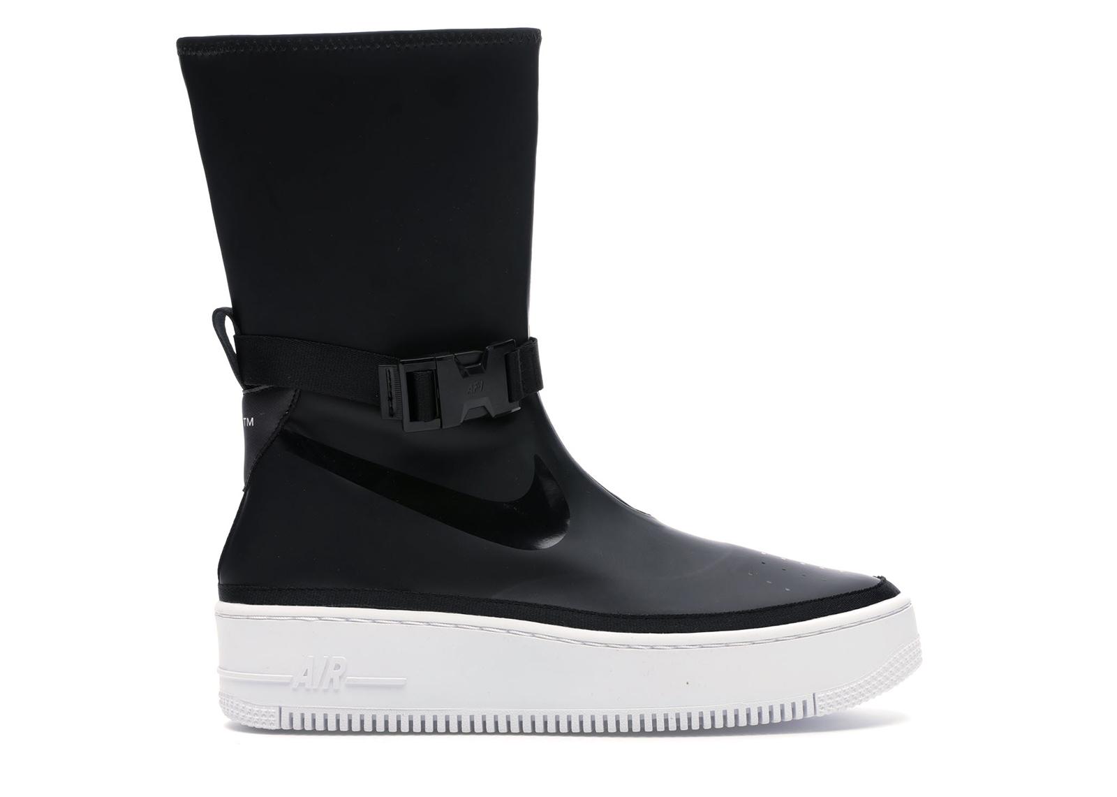 Nike Air Force 1 Sage High Black (W)
