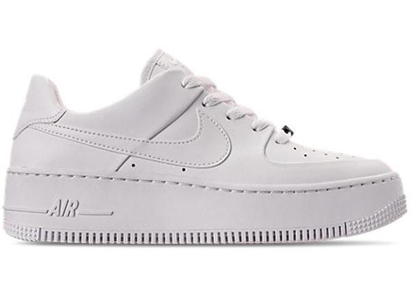 Nike Air Force 1 Sage Low Triple White (W) - AR5339-100