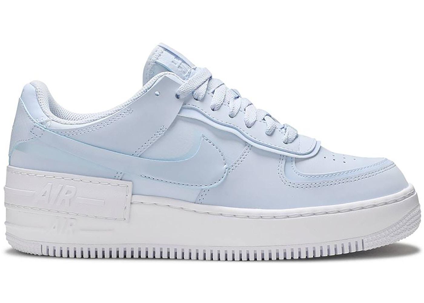 Nike Air Force 1 Shadow Hydrogen Blue (W)