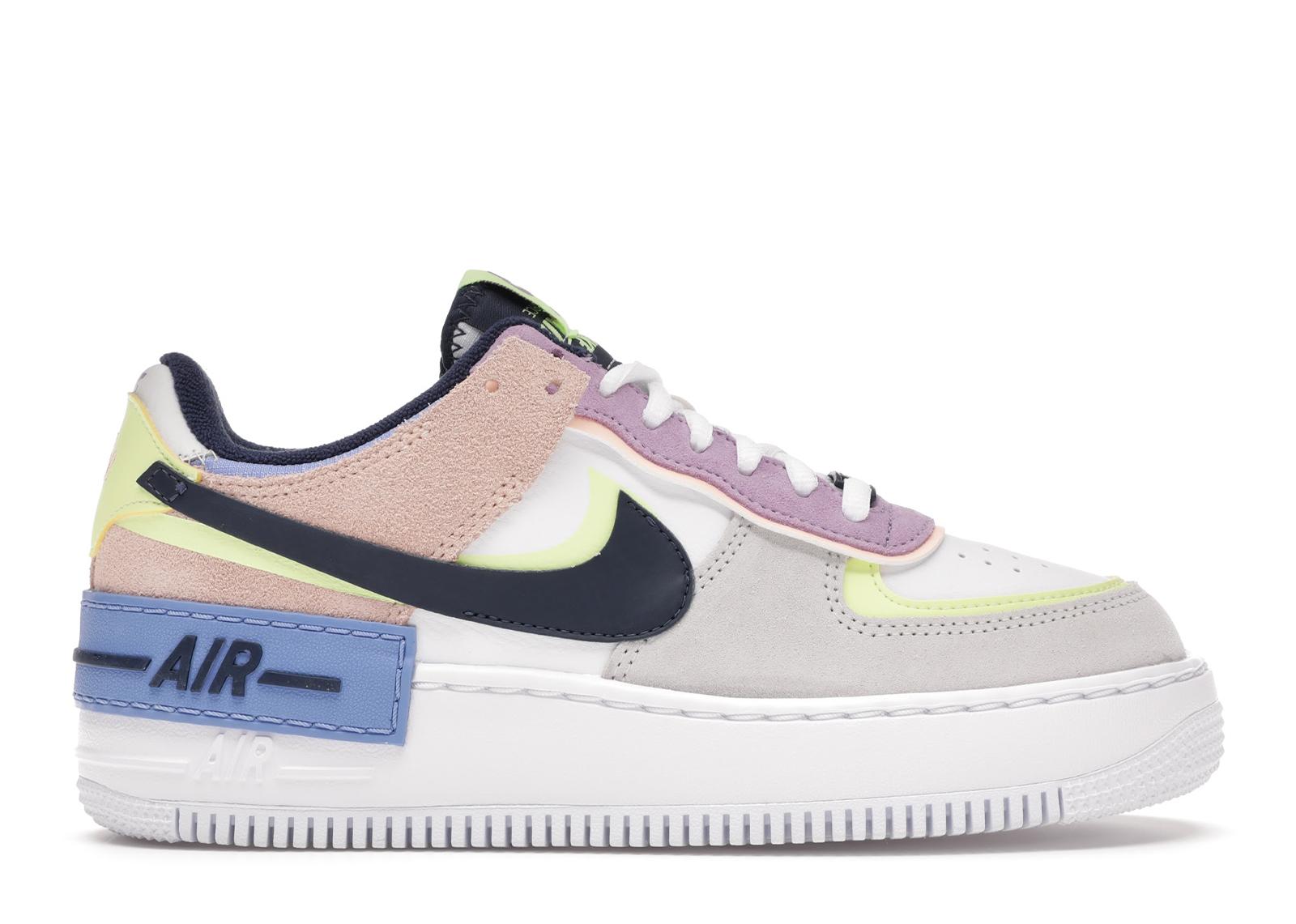 Nike Air Force 1 Shadow Photon Dust Crimson Tint (W)
