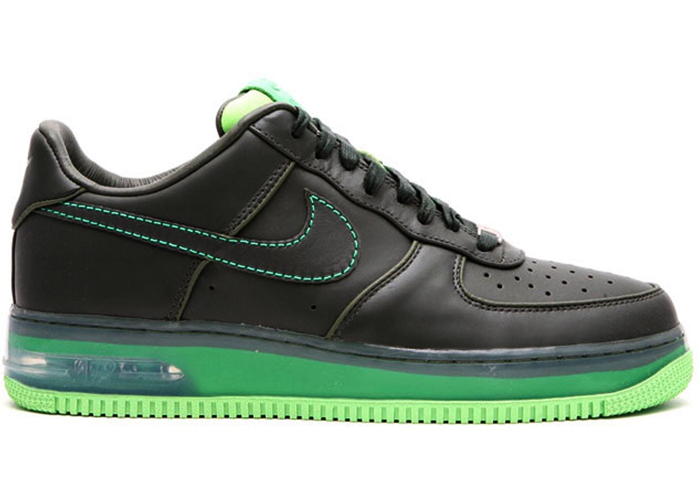 Nike Air Force 1 Supreme Max Air Dark Army Green Spark - 316666-333