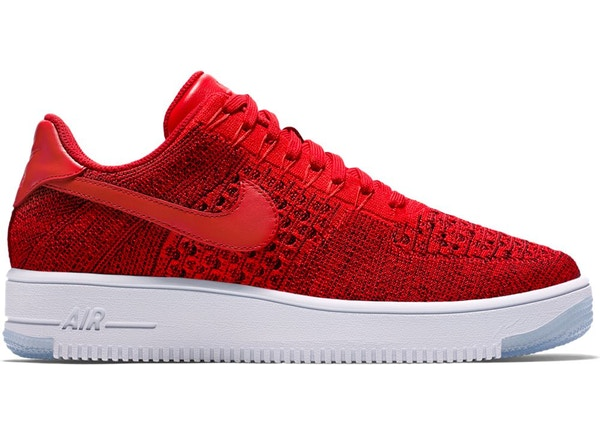 Nike Air Force 1 Ultra Flyknit Low University Red - 817419-600