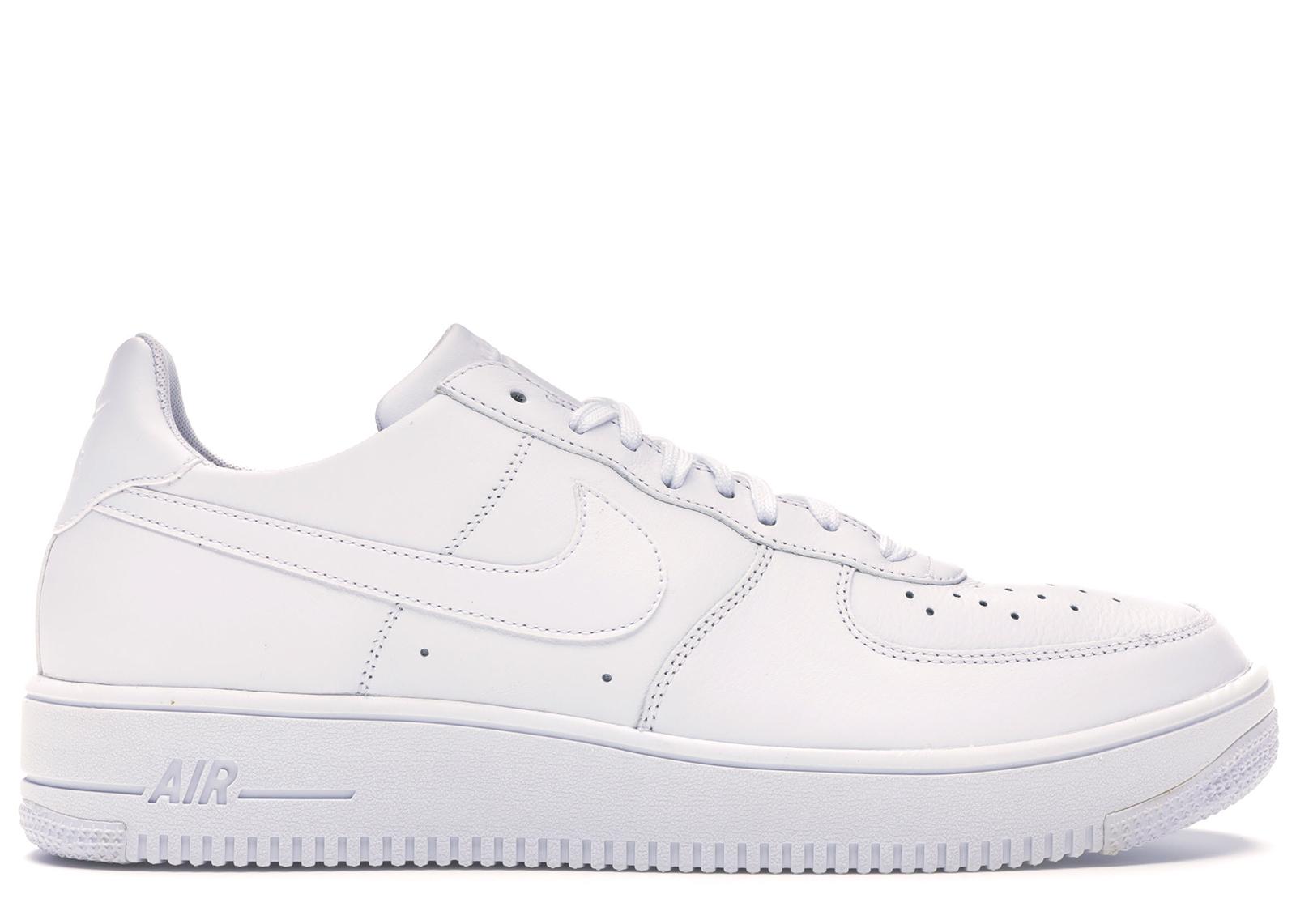 Nike Air Force 1 Ultraforce Low Triple White - 845052-101