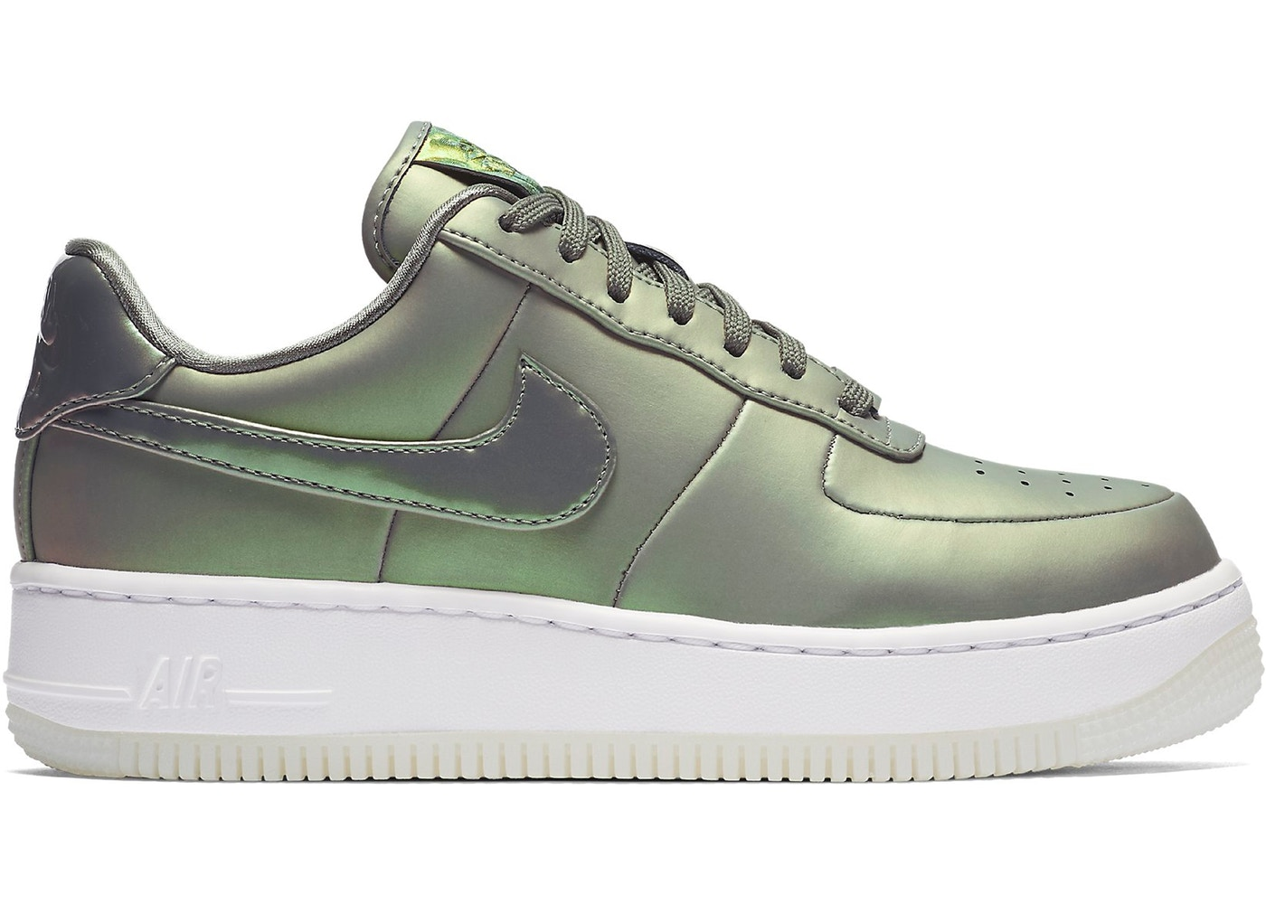 Nike Air Force 1 Upstep Low Shine (W)
