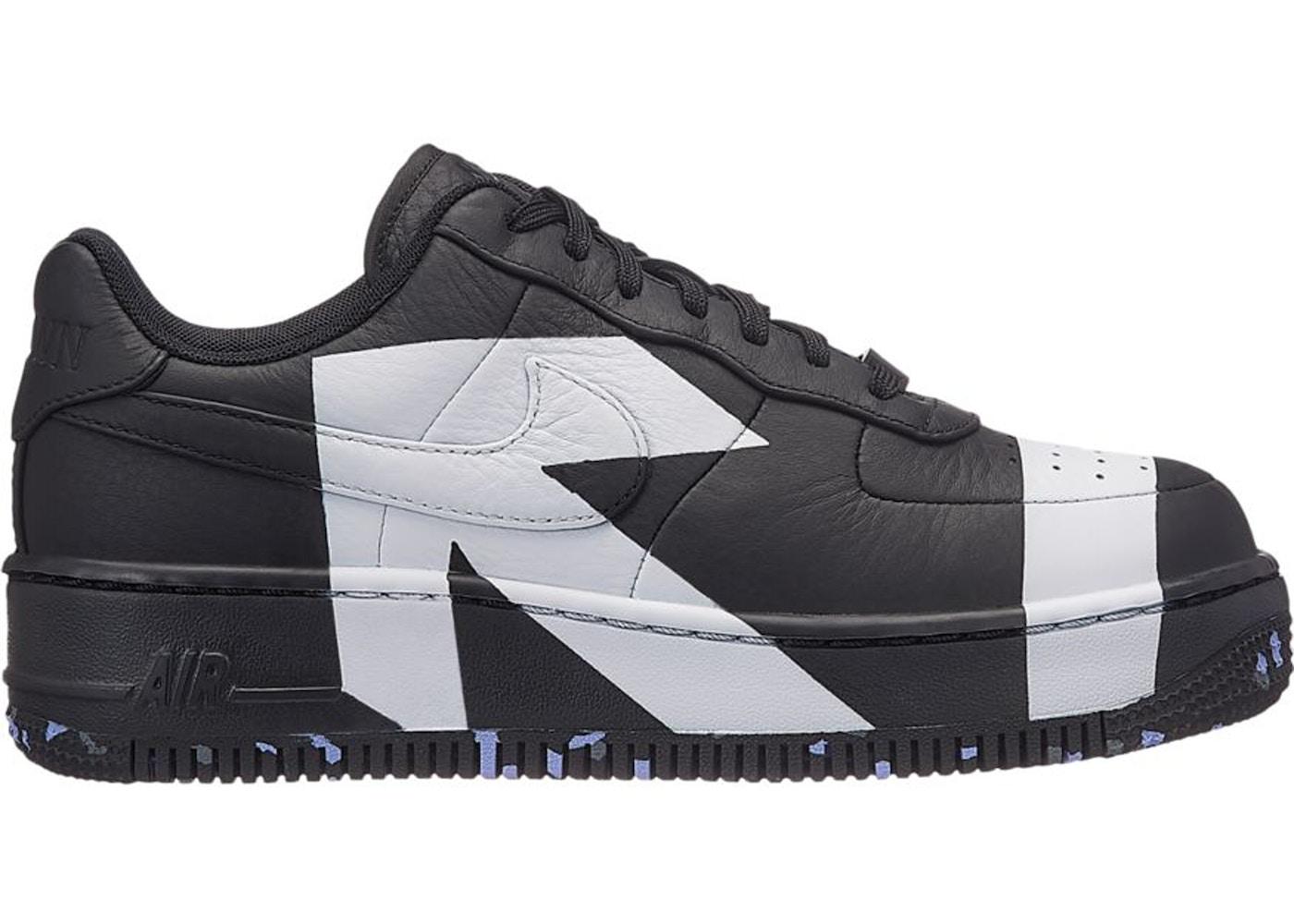 Nike Air Force 1 Upstep Lux Black (W) - 898421-001