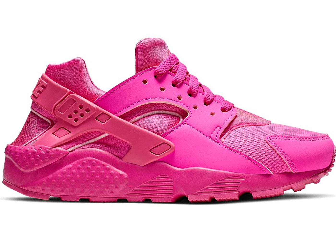 Nike Air Huarache Run Laser Fuchsia Gs 654275 607