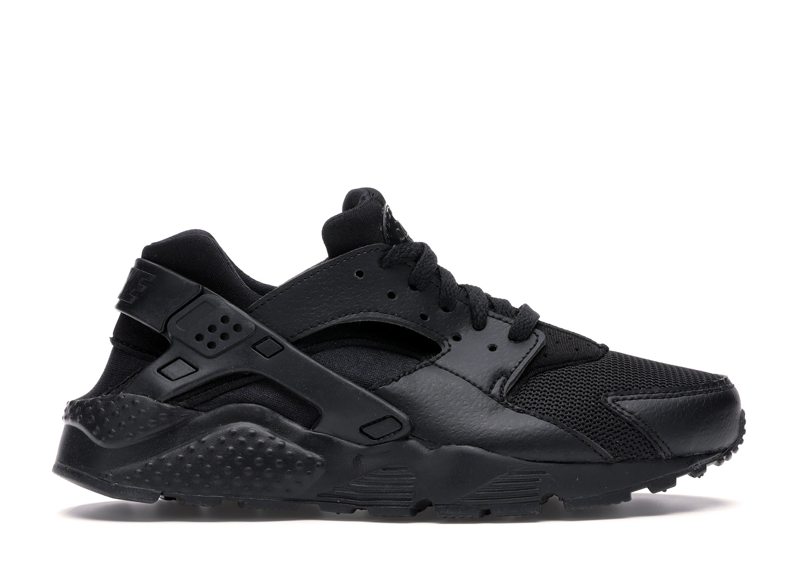 Nike Air Huarache Run Triple Black 2019 (GS)