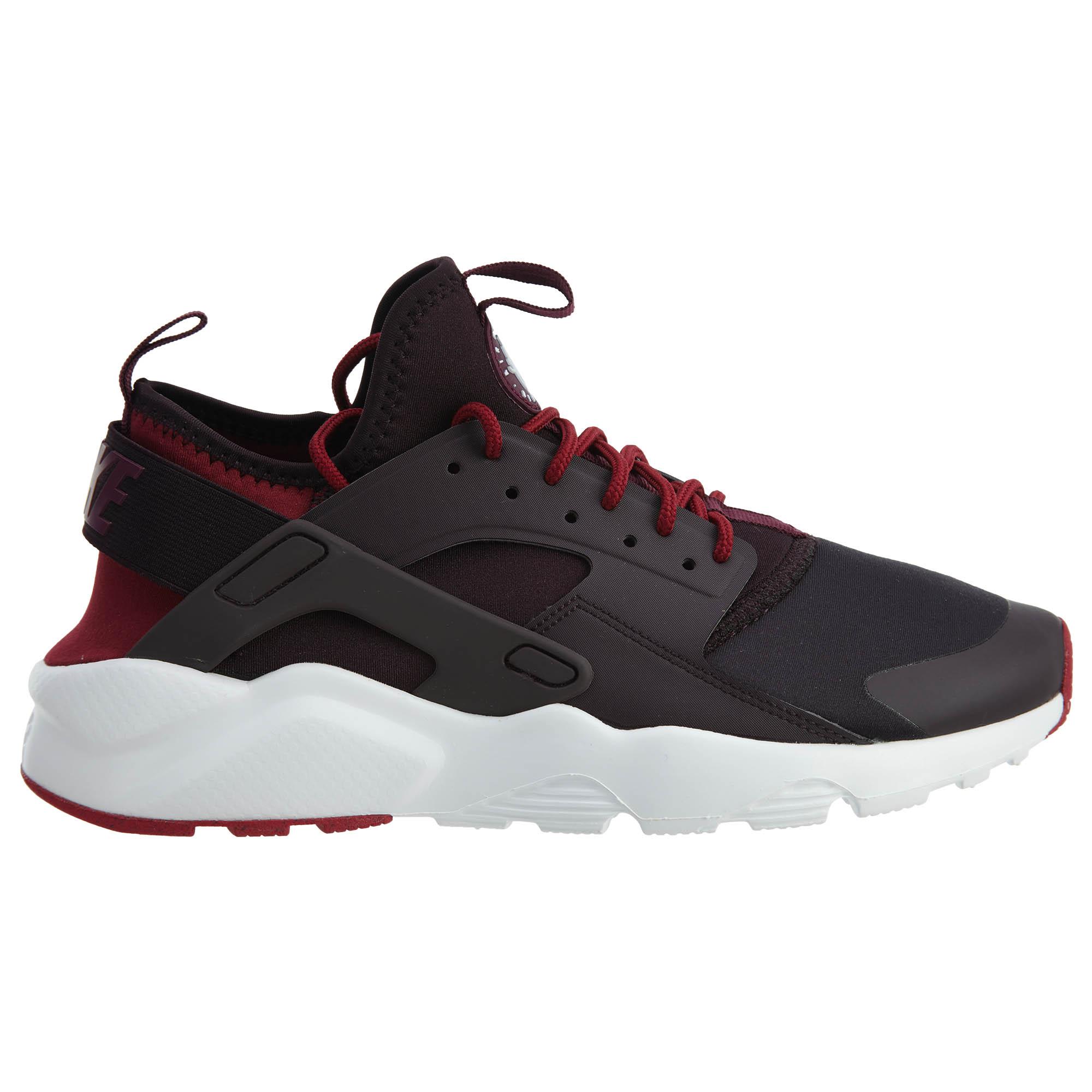nike sportswear air huarache sneakers basse bordeaux