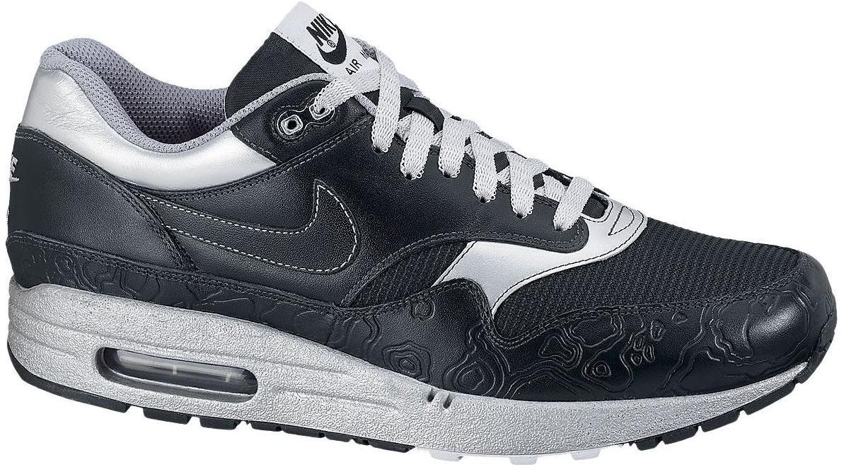 Nike Air Max 1 Apollo Lunar Pack Black