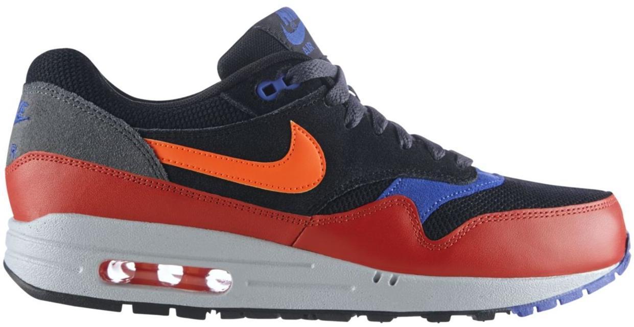 Nike Air Max 1 Black Hyper Crimson