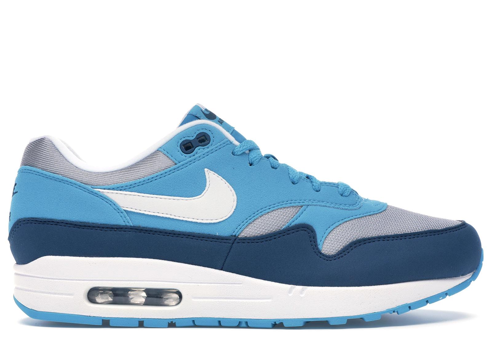 Nike Air Max 1 Blue Fury - AH8145-002