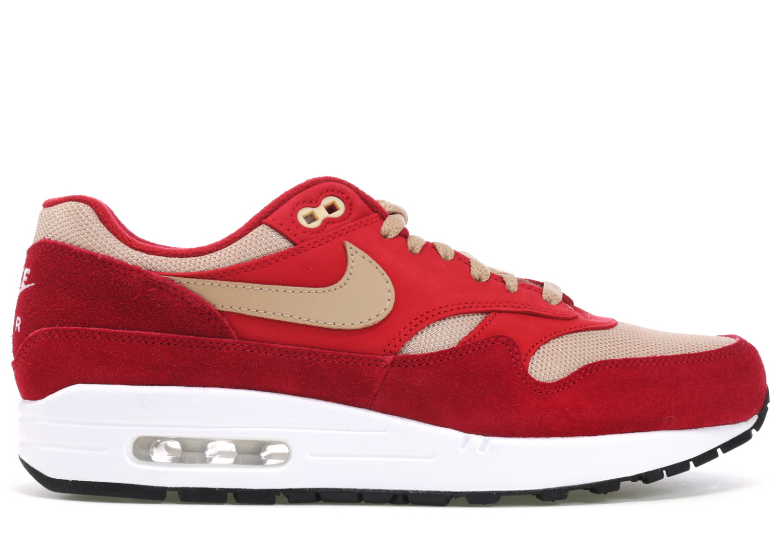 Nike Air Max 1 Curry Pack (Red)