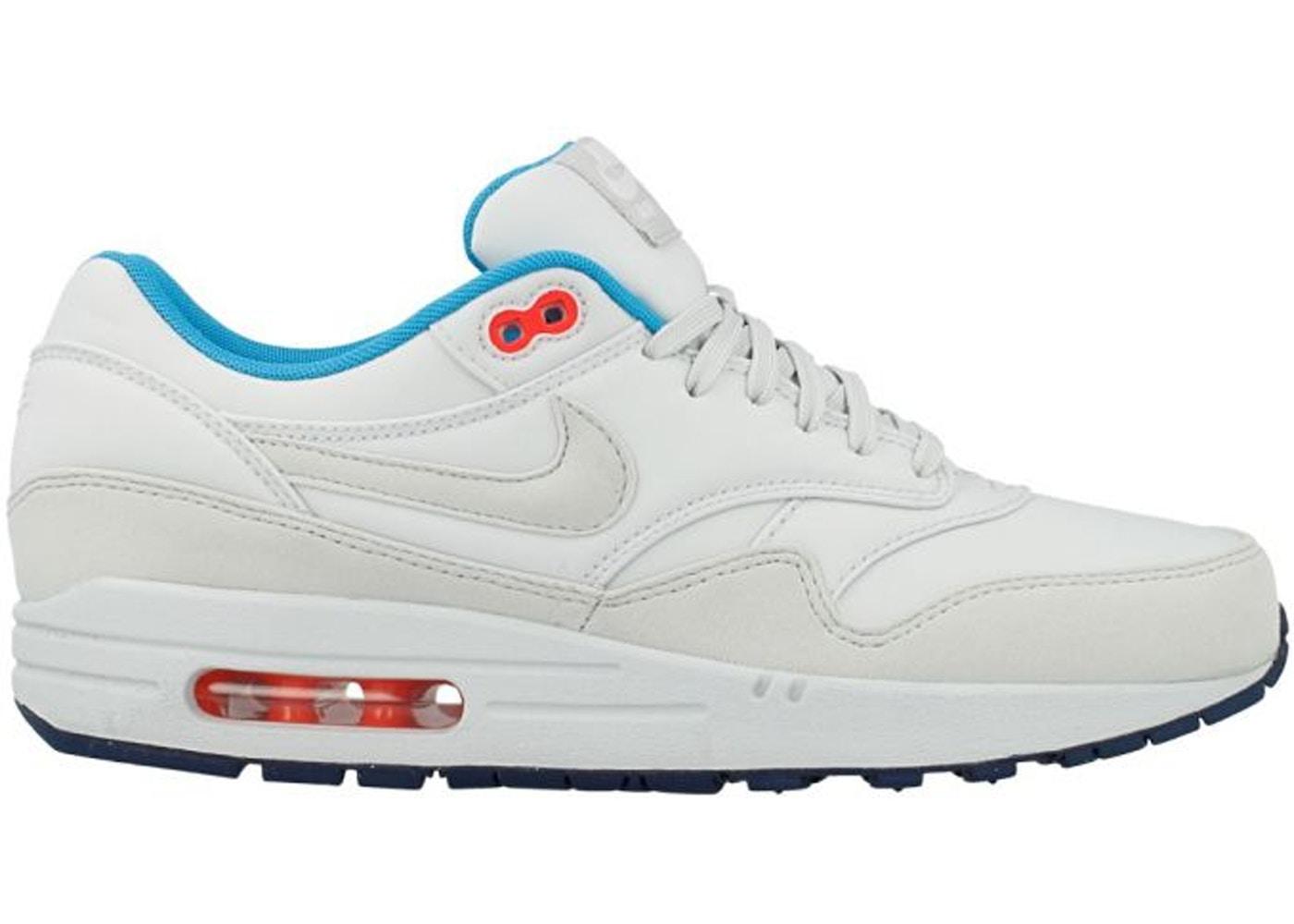 Nike Air Max 1 FB Pure Platinum - 579920-002
