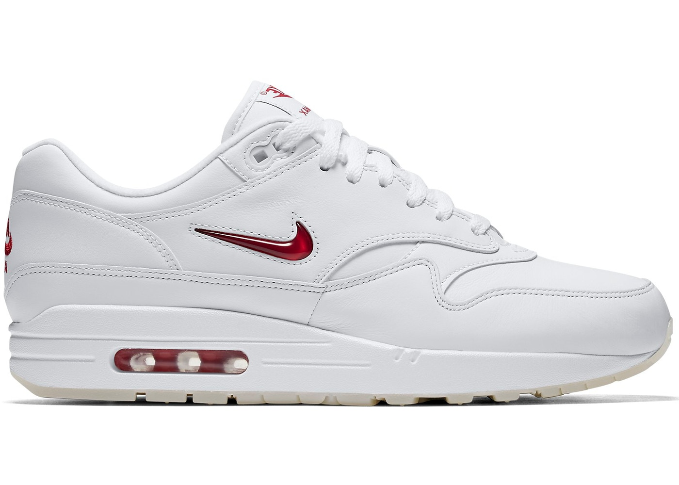 dentista lecho pozo  Nike Air Max 1 Jewel Rare Ruby - 918354-104