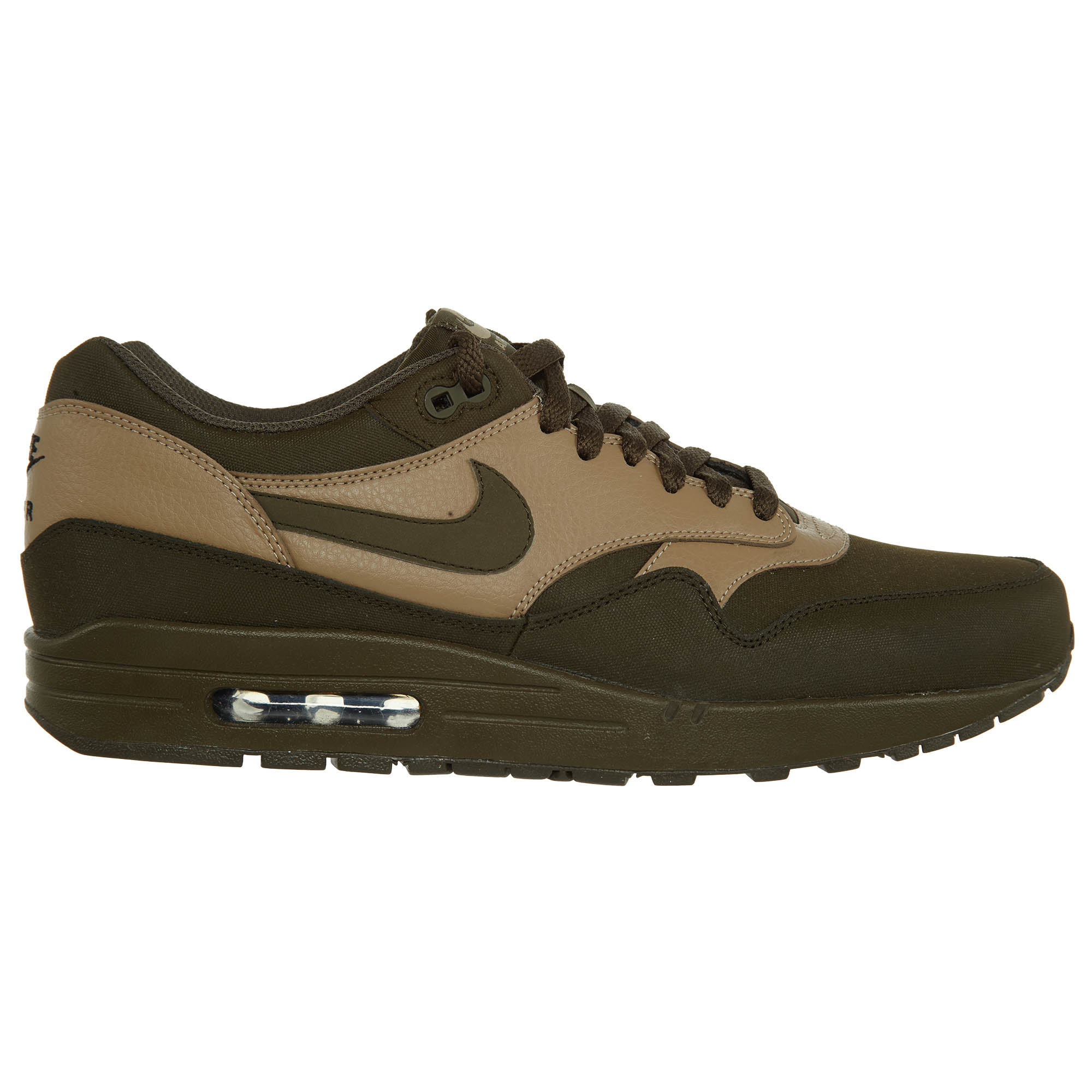 Nike Air Max 1 Ltr Premium Dark Loden/Dark Loden-Dsrt Cm-Black