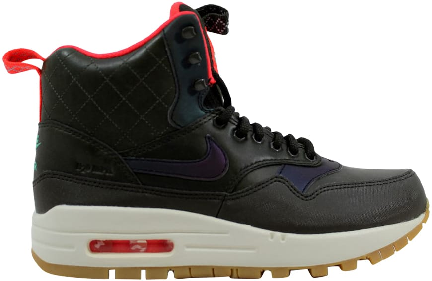 Nike Air Max 1 Mid Sneakerboot Reflect Sequoia/Black-Bright ...